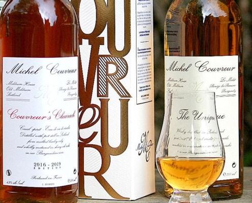 Whiskies Couvreur - La Cave Jules Verne - Votre caviste à Nantes (44)