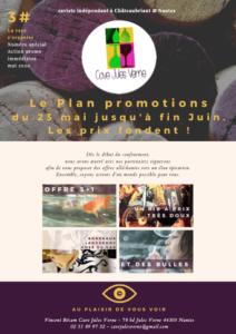Cave Jules Verne Nantes Le plan Promotions Mai 2020