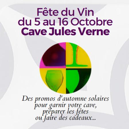 Fête des vins Cave Jules Verne